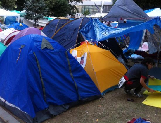 tent, Gezi Park, architecture education, ASIYE AKGUN GULTEKIN, ERDEM UNGUR