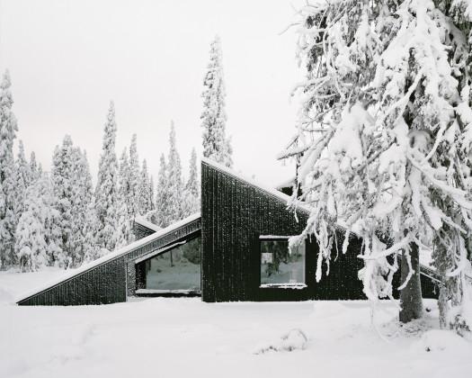 CABIN VINDHEIM, VARDEHAUGEN, Lillehammer, Norway, Rasmus Norlander
