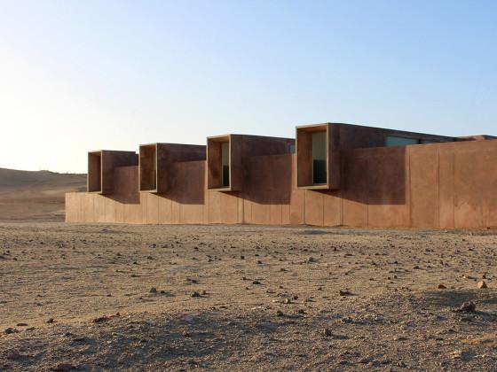 The Museo de Sitio Julio C Tello, Barclay & Crousse Architecture; S. Barclay, J. P. , Paracas, Peru, Erieta Attali, J P Crousse
