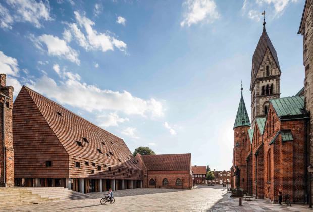 KANNIKEGÅRDEN,  Lundgaard & Tranberg Architects, Ribe, Denmark, Anders Sune Berg