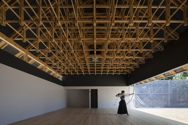 ARCHERY HALL AND A BOXING CLUB, FT ARCHITECTS, Tokyo, Japan,