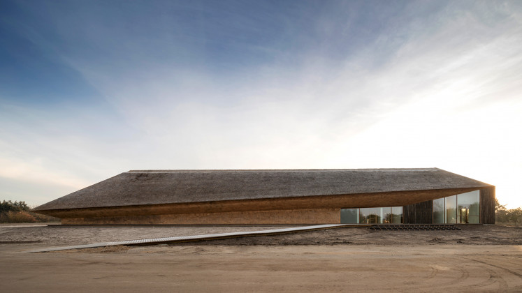 WADDEN SEA CENTER, Dorte Mandrup A/S, Ribe, Denmark,