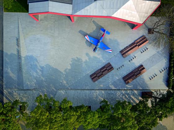AVIC HAMMER PARK, YIYU DESIGN, Alex de Dios, Kano Eiichi, City of Nanchang, Jiangxi Province, China