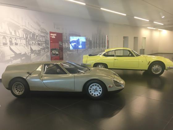 Alfa Romeo Museum, museum dust, Cigdem Aslantas
