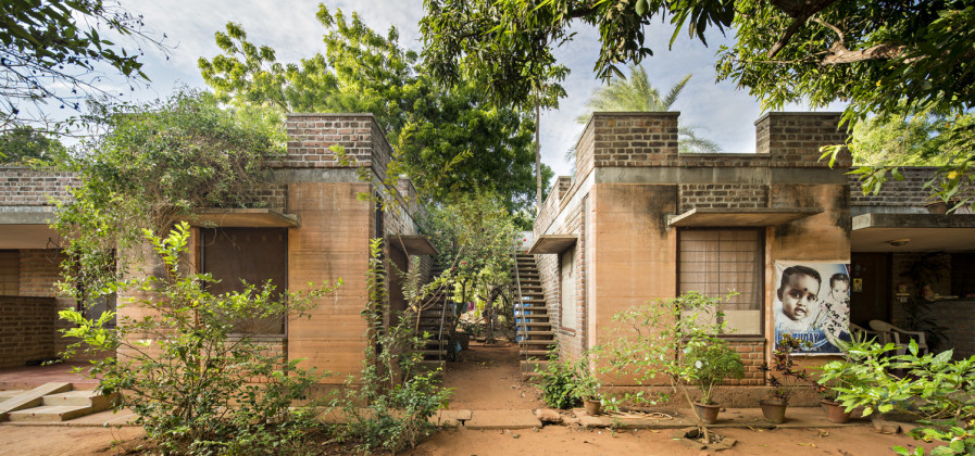 Sangamam Cost Efficient Habitat,anupama, xxi architecture and design magazine