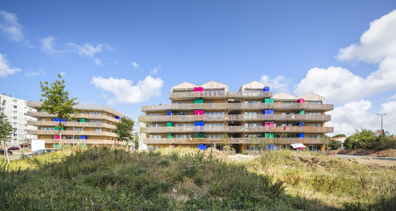 64 social housing, Guinée Potin Architects, france, xxi architecture and design magazine