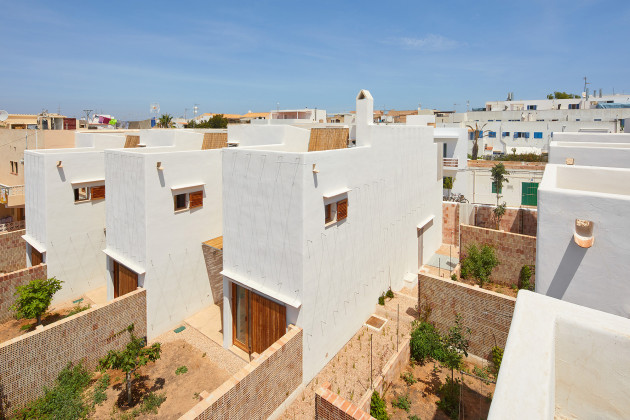 Life Reusing Posidonia: 14 Social Housing Project, carles oliver, antonio martín, joaquín moya, alfonso reina, xxi architecture and design magazine