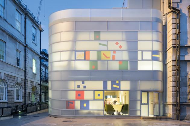 steven holl, maggies centre barts, xxi architecture magazine