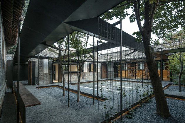 Suochengli Neighborhood Library, Vector Architects, XXI Architecture Magazine