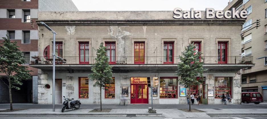 Sala Beckett,  Flores & Prats, XXI Architectre Magazine