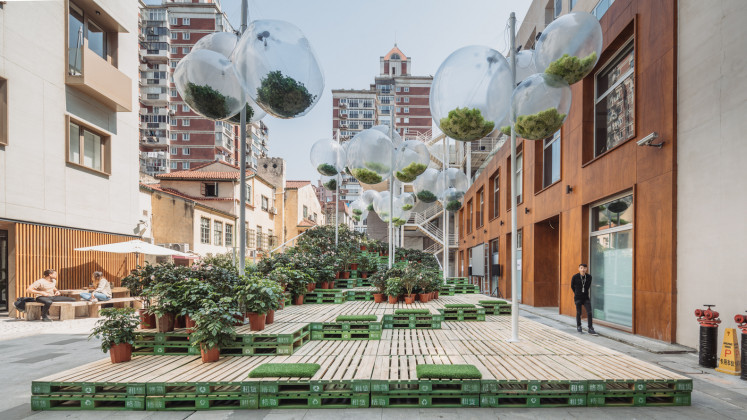 urban bloom, aim architecture and urban matters, xxi architecture magazine