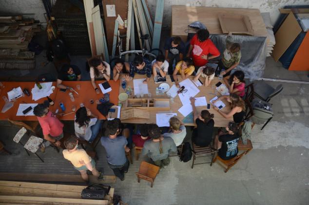 SEBNEM SOHER, social architecture, Porto, Critical Concrete
