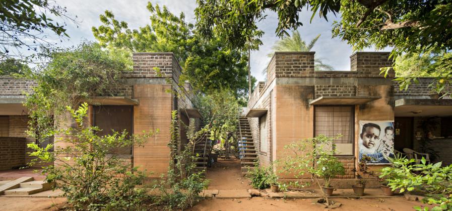 Sangamam Cost Efficient Habitat,anupama, xxi architecture and design magazine