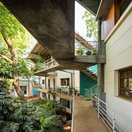 Urban Eco-community,anupama, xxi architecture and design magazine