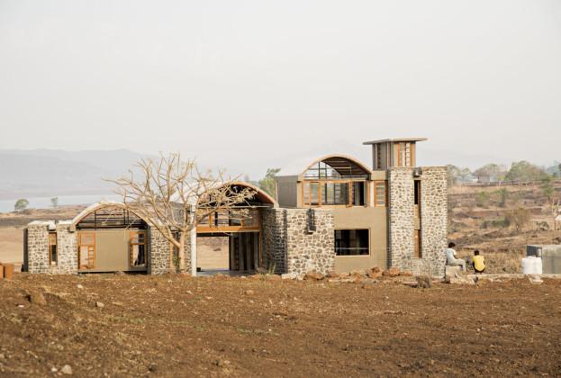 Shah Houses,anupama, xxi architecture and design magazine