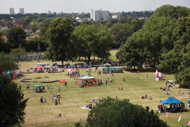 Wormholf Park, Levitt Bernstein
