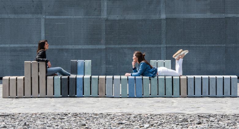 H-bench, Studio Segers, XXI Architecture and Design Magazine