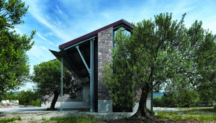 angelos olive oil mill, mimarlar ve han tümertekin, xxi architecture and design magazine