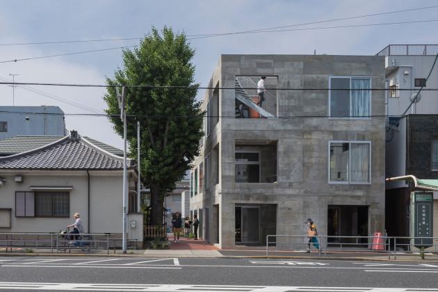 The Blend Inn, Tato Architects, XXI Architecture Magazine