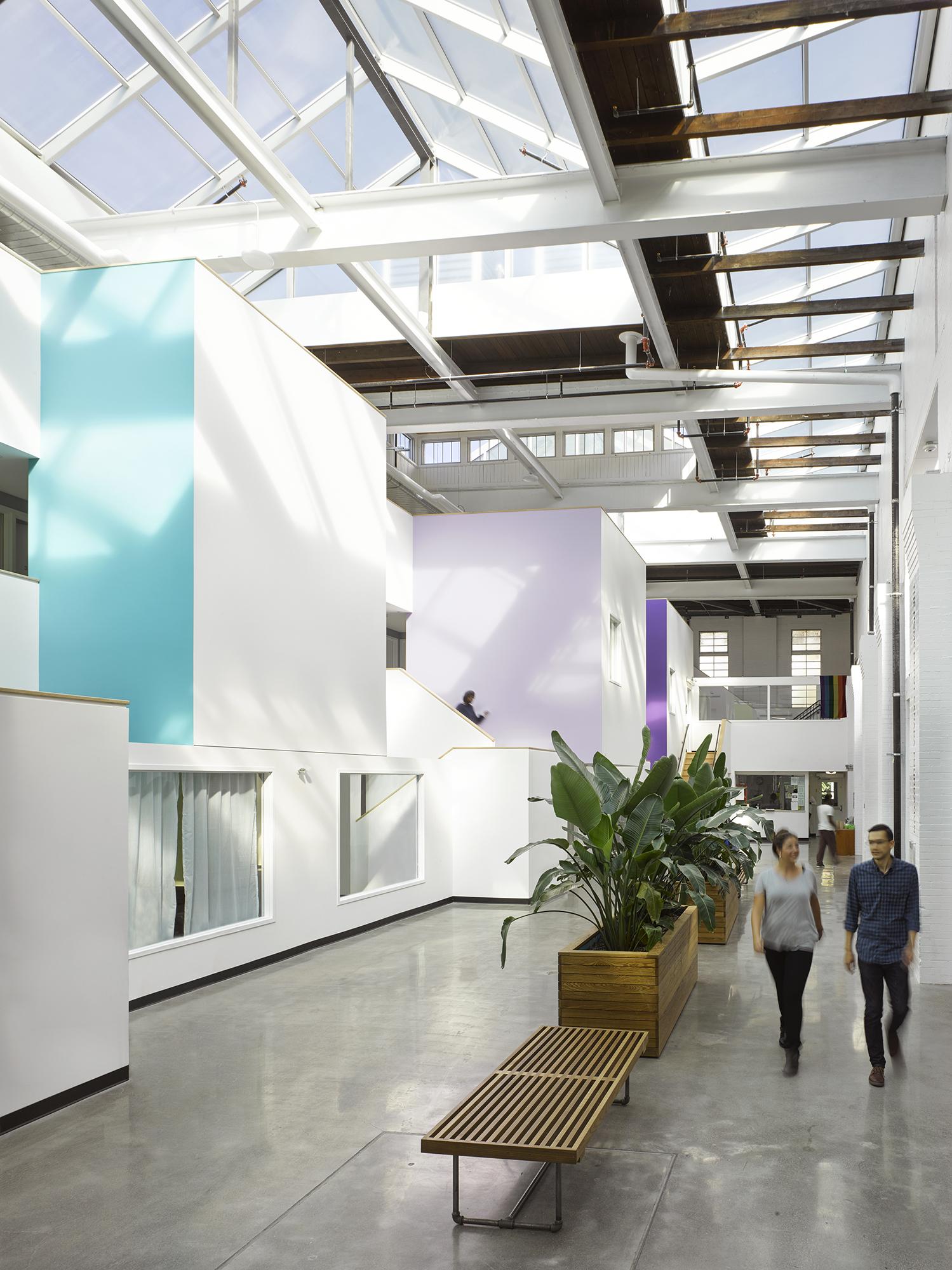 A Neighborhood within a Building — XXI Magazine
